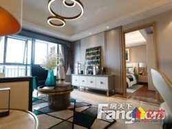 香港路+改善住宅+准现房+精装修省心+三地铁交汇处出行便利+周边配套完善