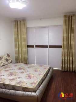 江汉路步行街地铁口 宝丽金中央荣誉 精装两室两厅老证朝西南