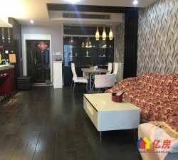汉口江滩 外滩棕榈泉豪装3房中央空调带暖气 业主诚心出售有钥匙