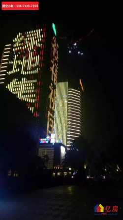 「长江主轴」核心区一环滨江,一线江景,三铁两隧,总裁公寓+写
