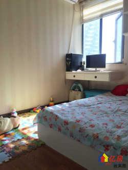 地铁口 商圈旁幸福时代精装2室2厅房型方正全明通透 业主诚售