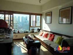 汉口江滩时代豪苑精装电梯房 南北通透 满五年 江汉路步行街近