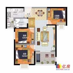 武昌区 杨园 大城小院 2室1厅1卫  60㎡