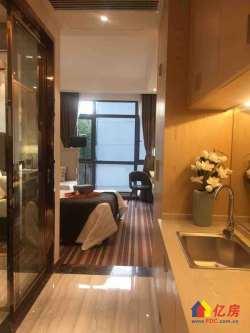 青山核心,小户型,准现房,总价52万.