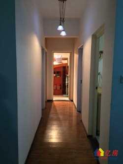 紫竹园 几年就这一套的户型 正规三房 精装 老证 随时看房