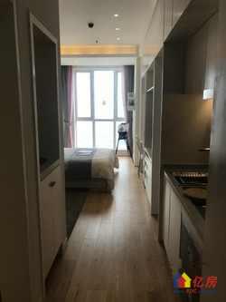 总价45万左右,38平小户型一居室,4号线地铁口金地自在城