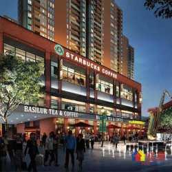 健龙果岭公元 沌口小商铺  总价32万起 街区商业+集中商业 紧邻地铁3、6号线及有轨电车