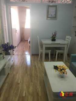 高雄路小区 1室1厅1卫  精装修朝南小户型  总价低  老证产权房