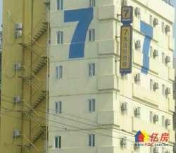 江岸区 永清 解放中学旁边 临街独栋共八层1646㎡整体出售