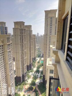 欢乐谷对面,仁和路地铁口,金地自在城旁仁和公馆,高层毛坯3房