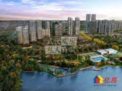 华侨城纯水岸东湖,一线看东湖大平层,高楼层,豪华装修湖景房