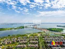 华侨城欢乐谷,纯水岸东湖,高楼层一线东湖湖景房,豪装送车位