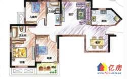 D铁7号线 缤购城旁 南国花郡精致小3房 房真价实惠 坐等增殖