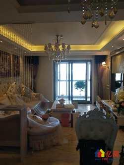 世纪江尚 精装三房 客厅主卧全江景 云端风景 业主诚售 有钥匙