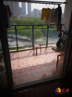江汉区 江汉路 福星城市花园 3室2厅1卫  91㎡
