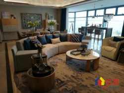 一线江景,赠送精装修和家电,长江主轴,改善型南北通透豪宅