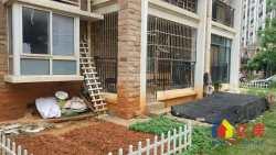 送花园院子可做门面的小三房