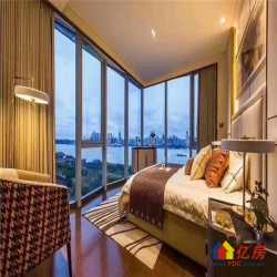绿地606高楼旁 绿地西兰蒂亚公寓 360度江景 包租五百强 免佣