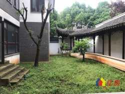 ( 一手新房)山水龙城中国院子 仁海墅大独栋 占地457平方 庭院358平方