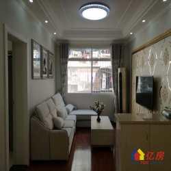 钉丝小区 4楼 三室一厅 精装修 南北通透采光好 送全套欧式家具沙发 一梯二户 房型方正 临地铁近