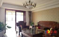 金地圣爱米伦豪装通透大四房全红木家具前后无遮挡看房方便