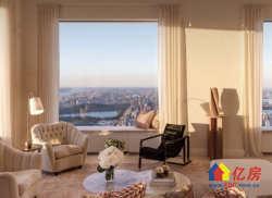 绿地铂瑞公馆+华中绿地636旁+一线临江精装公寓3.6米层高+不限购