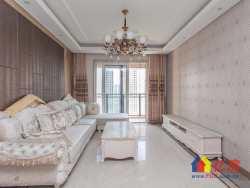 泛海国际桂海园 91平全南户型 诚心出售 高层 家具全送 有钥匙