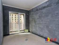 融创公园壹号 毛坯三房 带阳台 光线很好 房型方正 单价低