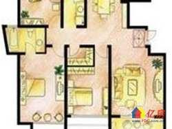 复地翠微新城三期 正规电梯一梯两户大三房 高楼层