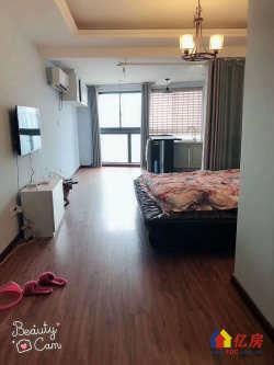 江汉区 江汉路 宝丽金中央荣御  精装一室 低于市场价 预购从速