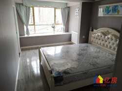 江岸区 大智路 双地铁 新鸿基花园 4室2厅2卫  豪华装修送家电家具