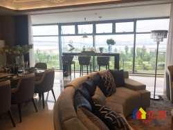 奥山倾心制作 一线江景豪宅 自带艺术展览厅董事会客厅 专为成功的您打造