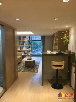 中交新房5.2米复式公寓,0税费,新房即买即入住,两室两卫