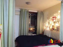 六渡桥地铁口,时代美博城,精装一室一厅,租金高,采光好