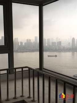 世纪江尚 1号楼4号房 正东向 江景非常好 一览对岸美丽夜景