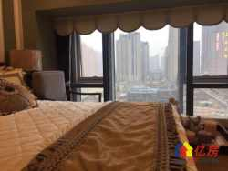 汉阳四新星光国际5.4米层高复式公寓带天然气现房居住