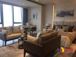 绿地606公馆180度俯瞰长江,豪华装修,世界高楼旁