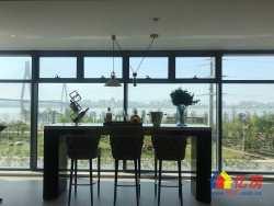 豪宅大平层,一线江景豪宅,270度全景观江,三梯两户