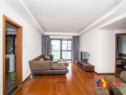 中城国际精装大两室 老证高楼层 全房进口家具家电