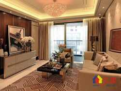 万科御玺滨江 汉口滨江商务区中心位置开发商一手房精装交付