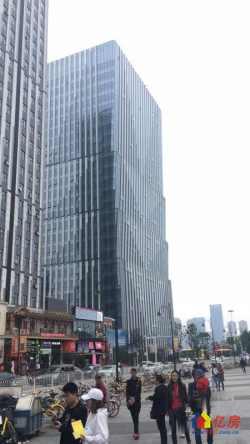 光谷东 希缺写字楼整层出售 有轨电车政府大力扶持可开公司