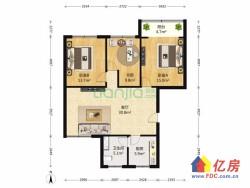 红光小区经典好房出售 南北通透 一梯两户 正规三房紧挨2号线