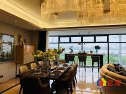 武汉江山豪华装修270度看江 专梯专户 俯瞰天地不如坐拥江山