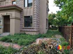 中法新城 世茂龙湾四期 双拼别墅 地上四层 使用面积280 花园200