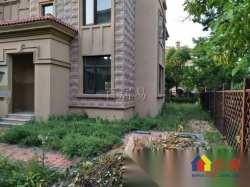 中法新城 世茂龙湾别墅双拼别墅仅售268万,户型好花园大 可