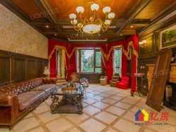东湖高新区 大学科技园 保利十二橡树庄园 独栋美式别墅 庄园