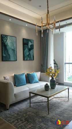 限时多重优惠,3.7米跃层精装公寓,自带商业街,双地鉄房