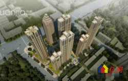 内环豪装住宅一成熟商圈环绕一双轨交汇一交通便利