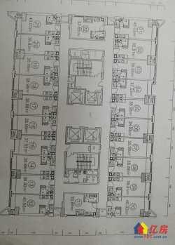 4号线仁和路地铁口公寓+小面积+总价低+租金1800+首付25W