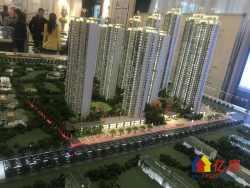汉口后湖融创公园壹号一楼沿街商铺周边全是大型住宅区